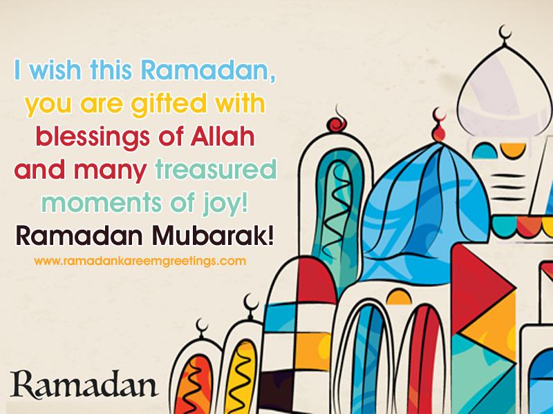 Happy ramadan kareem greetings 2018 ramadan greetings cards m4hsunfo