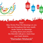 ramadan day message