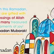 ramadan greetings cards